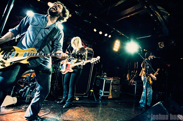 Drive-By Truckers  by Joshua Bean