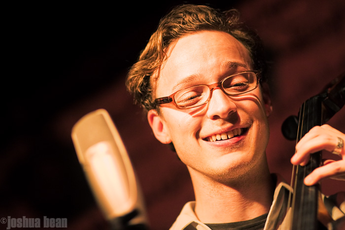 Ben Sollee by Joshua Bean